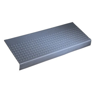 Orbitread Rubber Stair Treads: Low Profile
