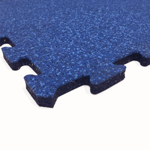 Performance-Lock Rubber Tiles