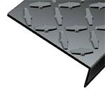 Diamond Plate Rubber Stair Treads