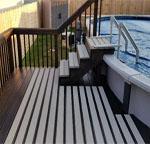 Fiberglass Floor Deck Strips