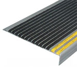 Grit Strip Metal Stair Treads