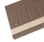 Ribtread Rubber Stair Treads with Grit Tape