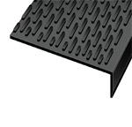 ScraperTread Rubber Stair Treads