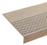 DiamondTread Rubber Stair Treads